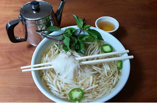 Kevin's Noodle House, one of the best pho restaurants in San Francisco