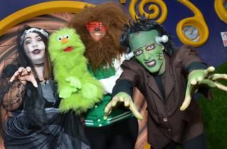 Cadbury World Halloween Spooktacular
