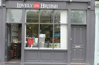 Lovely & British, Bermondsey, 2015