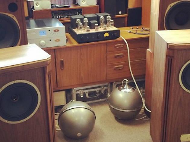 Audio Gold, Finsbury Park, 2015