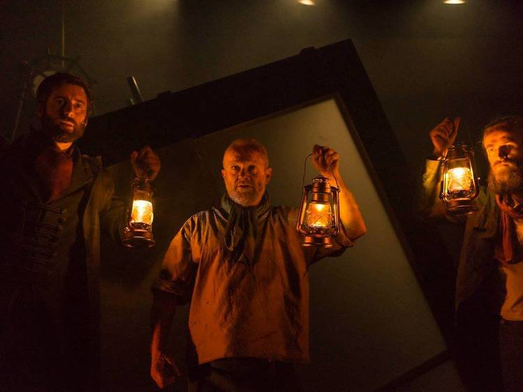 Nosferatu gives October chills at the Carriageworks