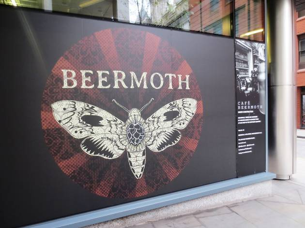 Beer Here Now: Café Beermoth is coming
