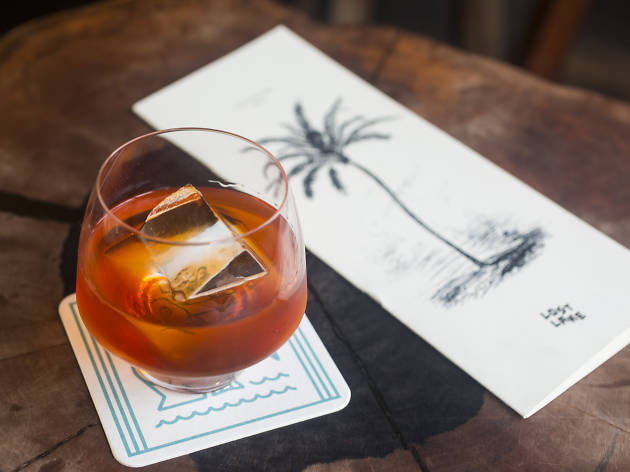 "Lost Lake launches new ""whisper menu"" with 100+ tiki drinks"