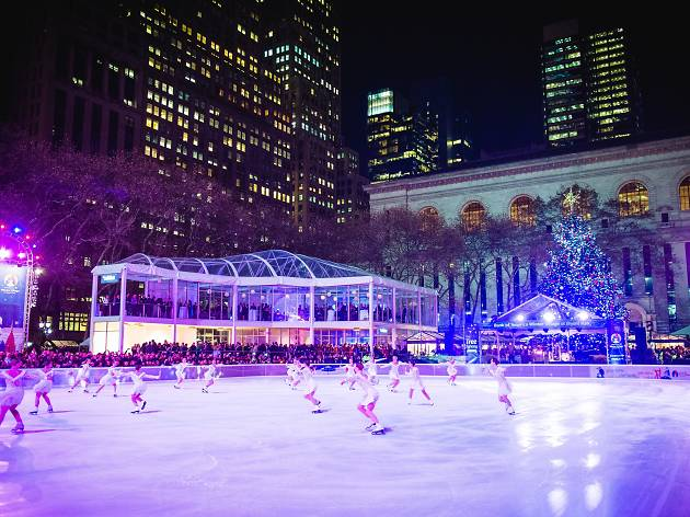 The best eats at the Bank of America Winter Village at Bryant Park