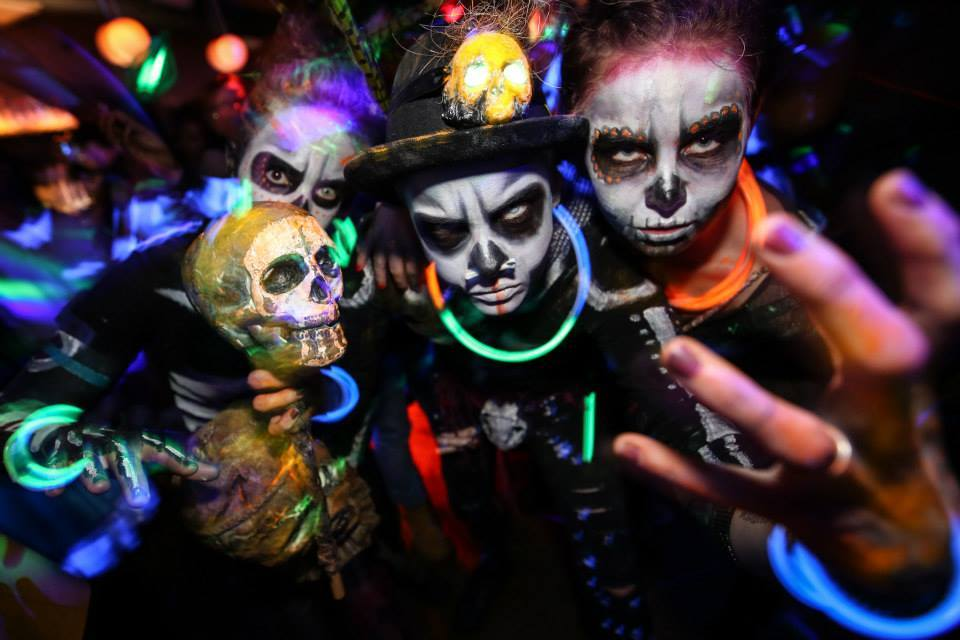 The top 10 gay Halloween events in NYC