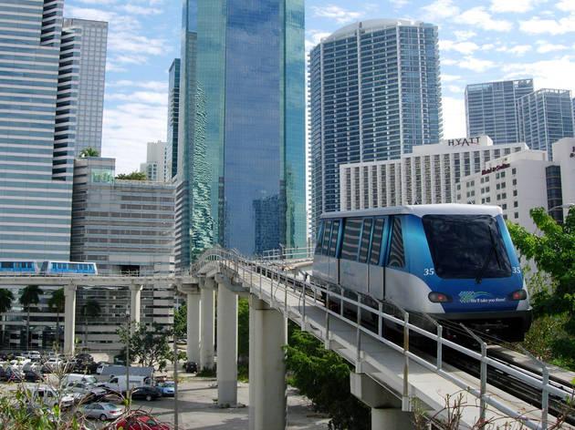 Ride Metromover