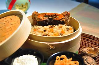 Min Jiang - Hairy crabs