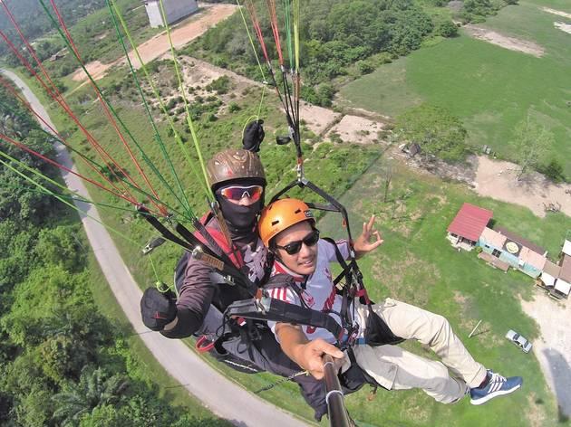 Jugra Paragliding