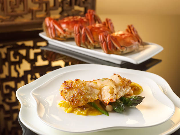 Crustacean Delicacies at Sheraton Towers Singapore