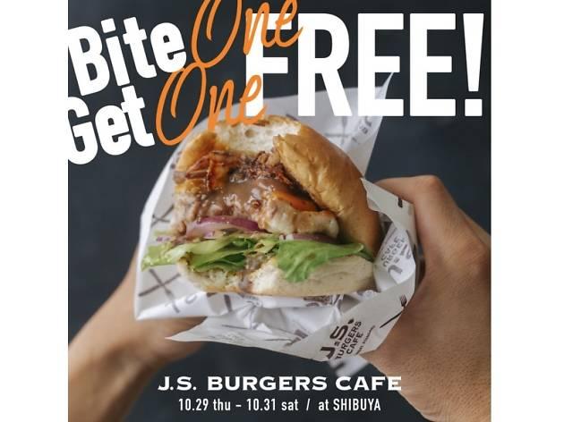 Bite one Get one Free!