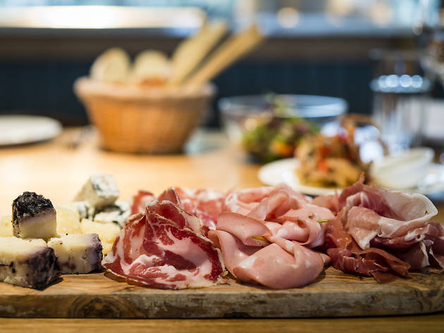 Five places for aperitivo in London