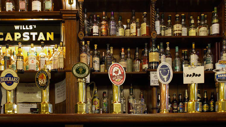 14 pubs in Edinburgh you shouldn't miss