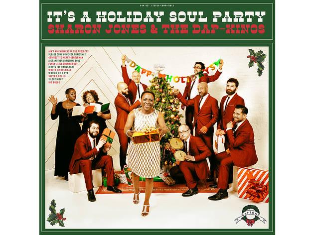 Sharon Jones & The Dap-Kings: It's a Holiday Soul Party