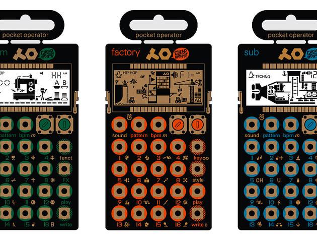 Teenage Engineering's Pocket Operator