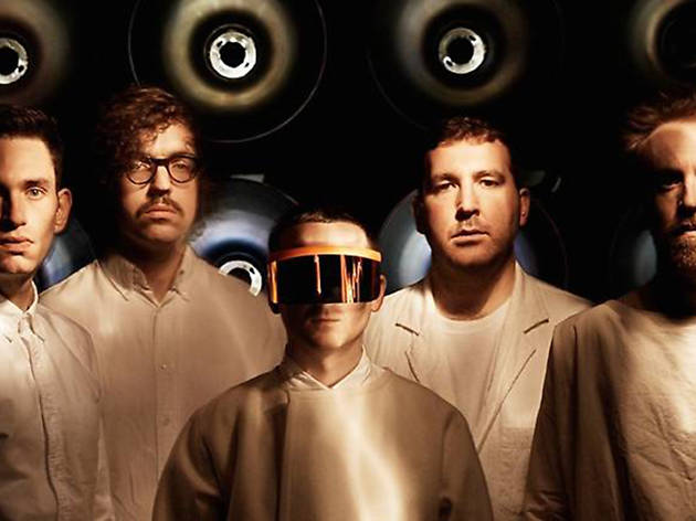 Hot Chip + OK Go DJ Set