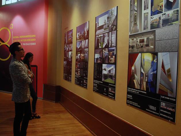 Bienal Iberoamericana Interiorismo, Diseño y Paisajismo