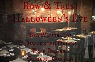 Bow & Truss Halloween's Eve