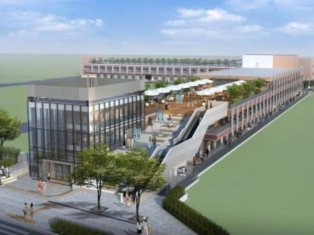 Here 39 s what the new tsukiji fish market will look like for Tsukiji fish market chicago