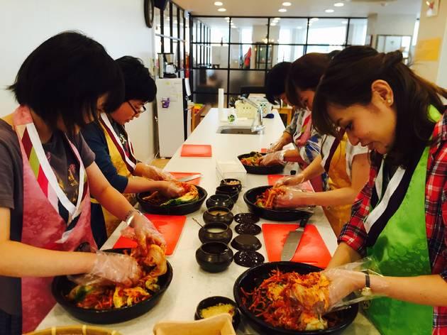 Seoul Kimchi Academy House