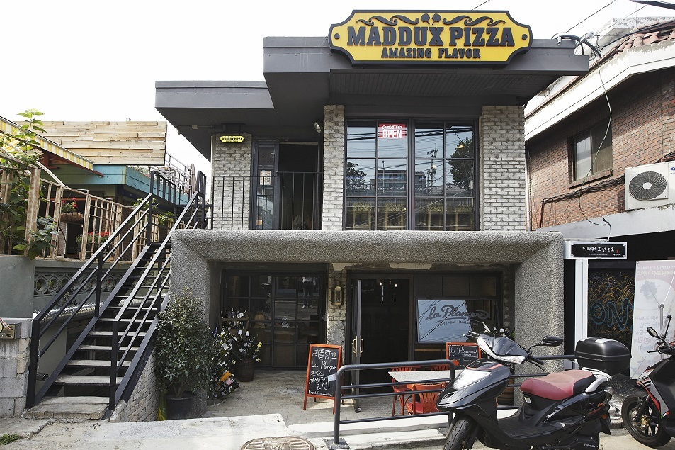 Maddux Pizza