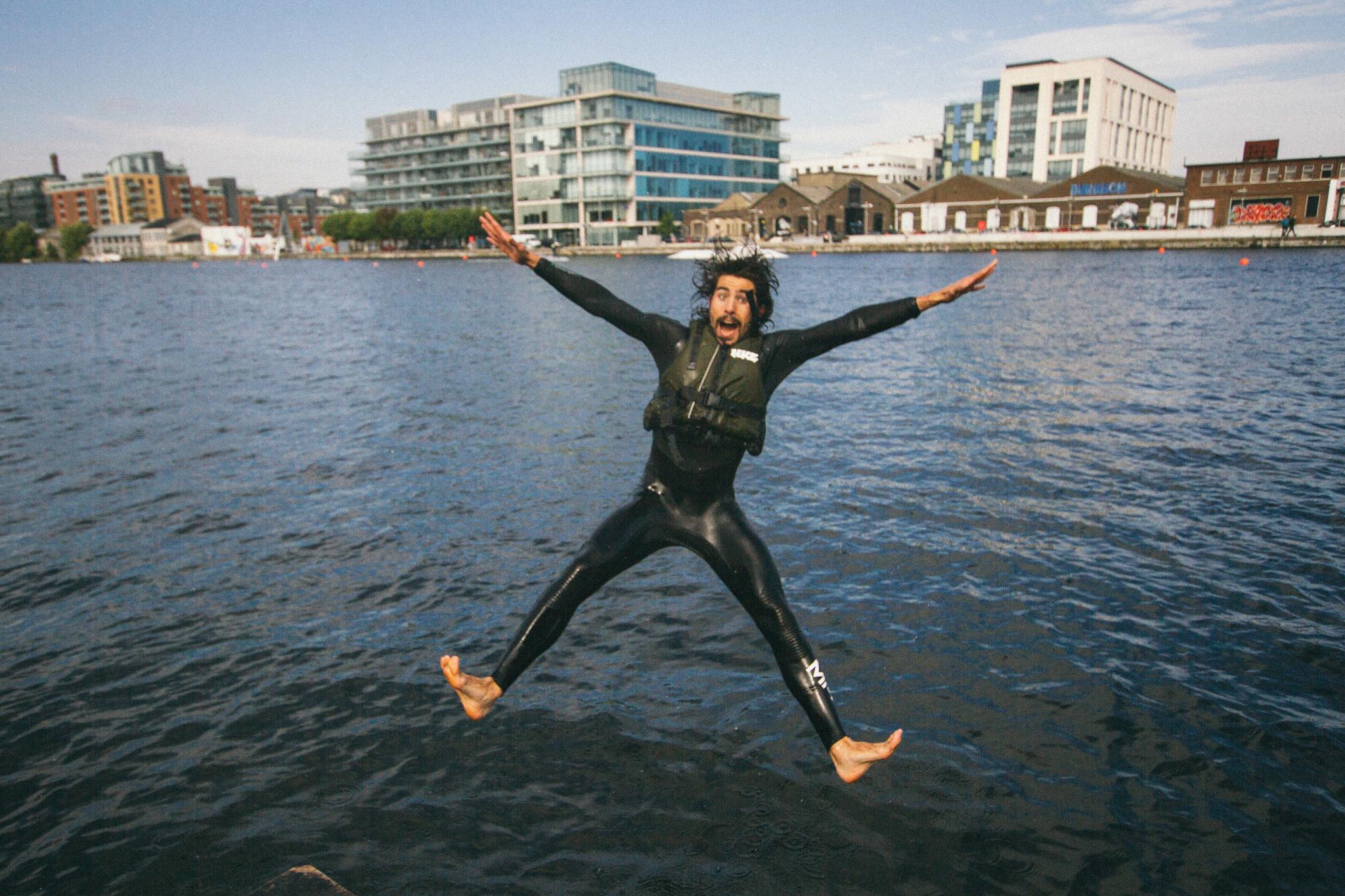 Dublin for adrenaline junkies