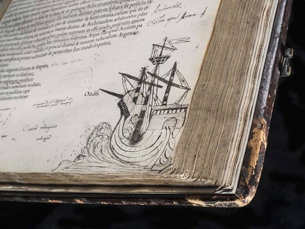 Scholar, Courtier, Magician: The Lost Library of John Dee