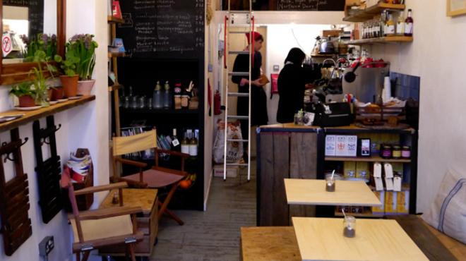 46b Espresso Hut Homerton, 2015