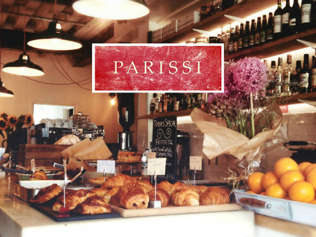 Parissi cafe Brixton 2015
