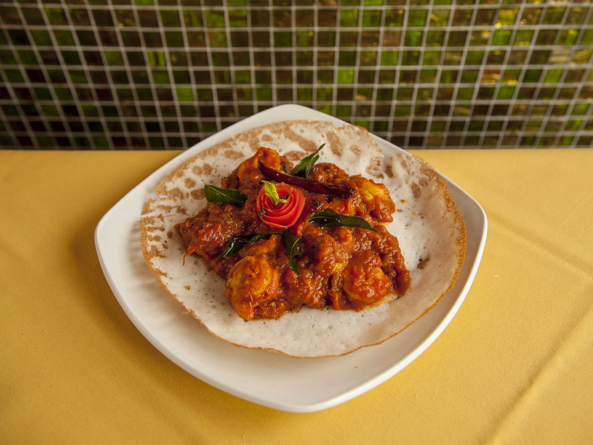 London's hottest dishes, prawn curry at Shilpa