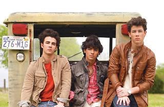 Disney goes pop: Jonas Brother