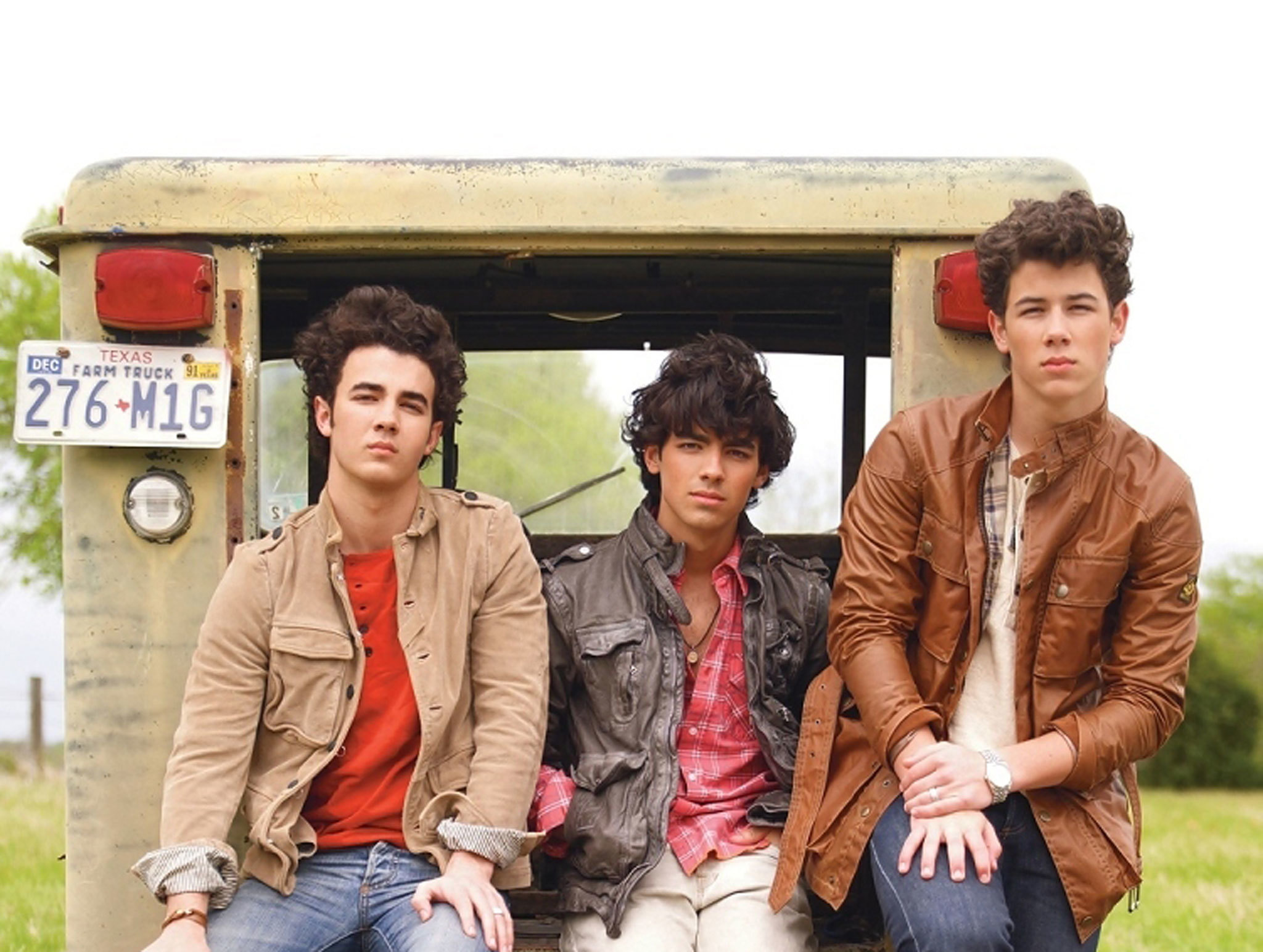 Disney goes pop: Jonas Brother