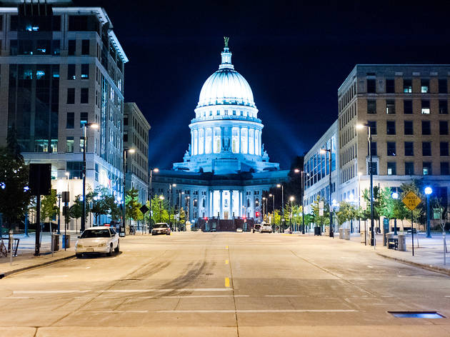 #9: The top six ways you know that the students have returned to Madison, Wisconsin