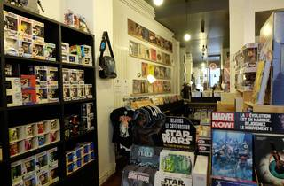 Comics Records (CL / Time Out Paris)