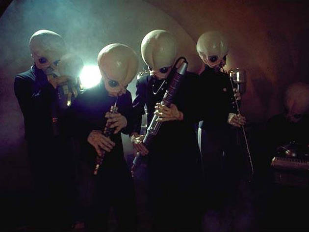 Mos Eisley Cantina presents Figrin D'an and the Modal Nodes