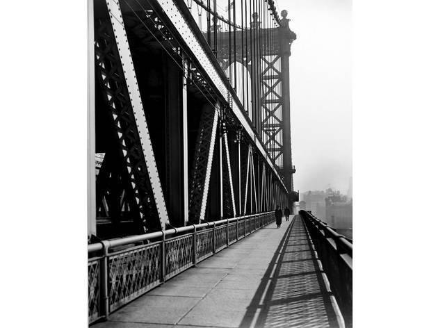 (© Estate of Berenice Abbott/Getty Images. Image courtesy of Beetles+Huxley)