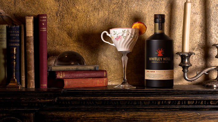 jolly botanist whitley neill gin cocktail