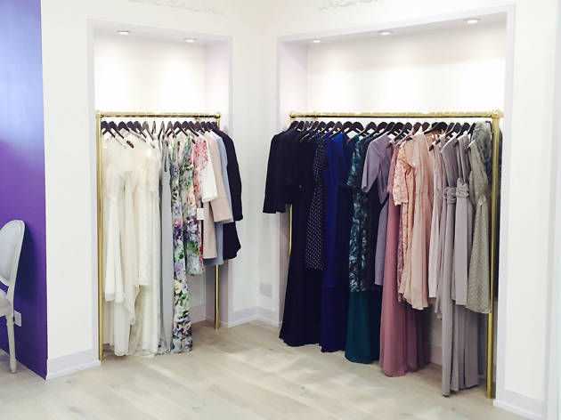 best maternity shops London: seraphine