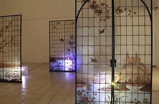 Exposición El color de la transparencia Arte en vidrio