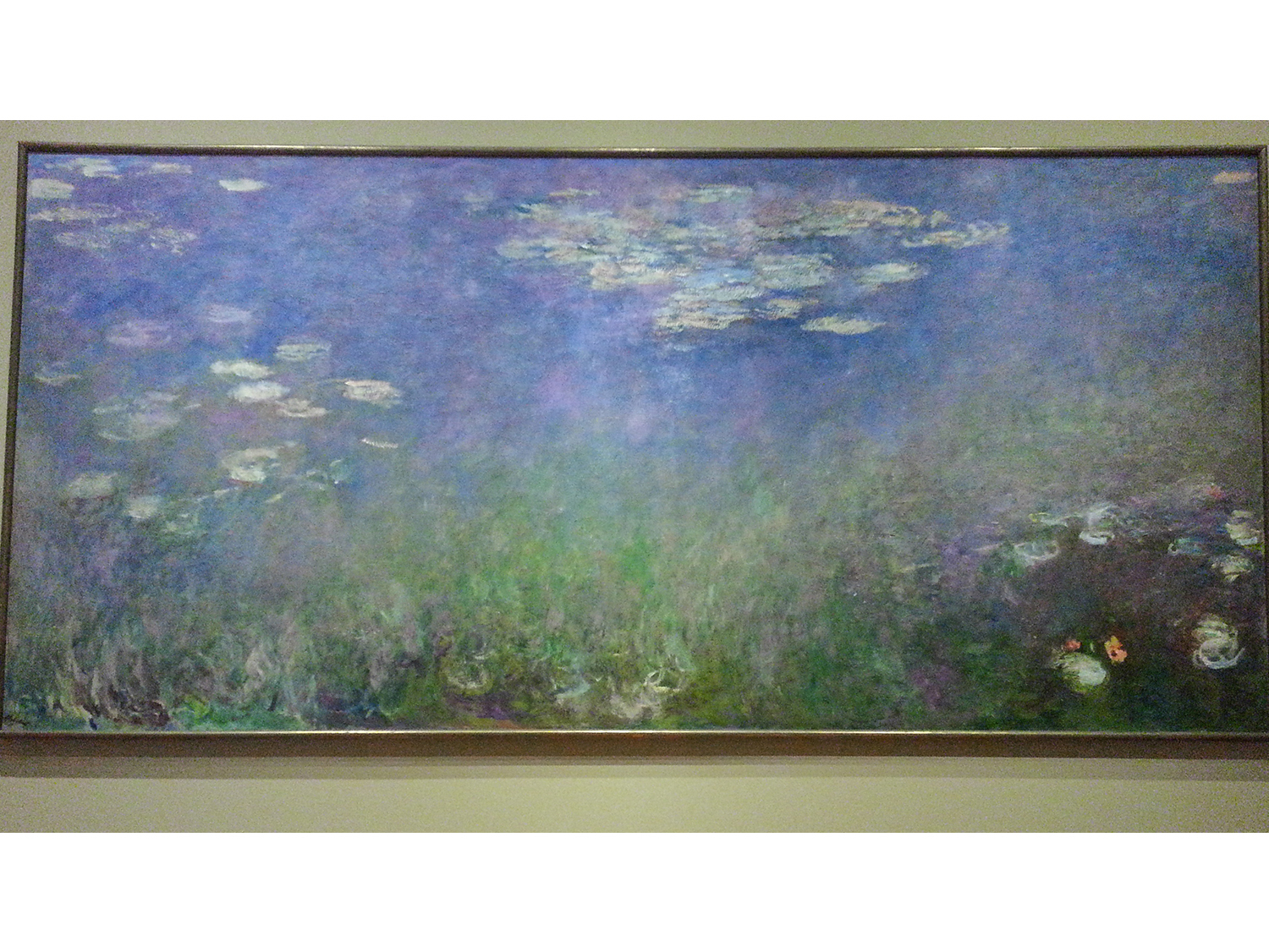 Claude Monet, Water Lilies, 1914-26