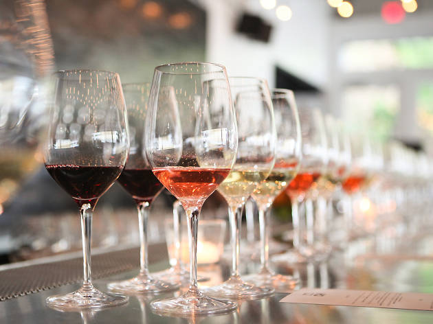Awesome wine bars to drink at in America