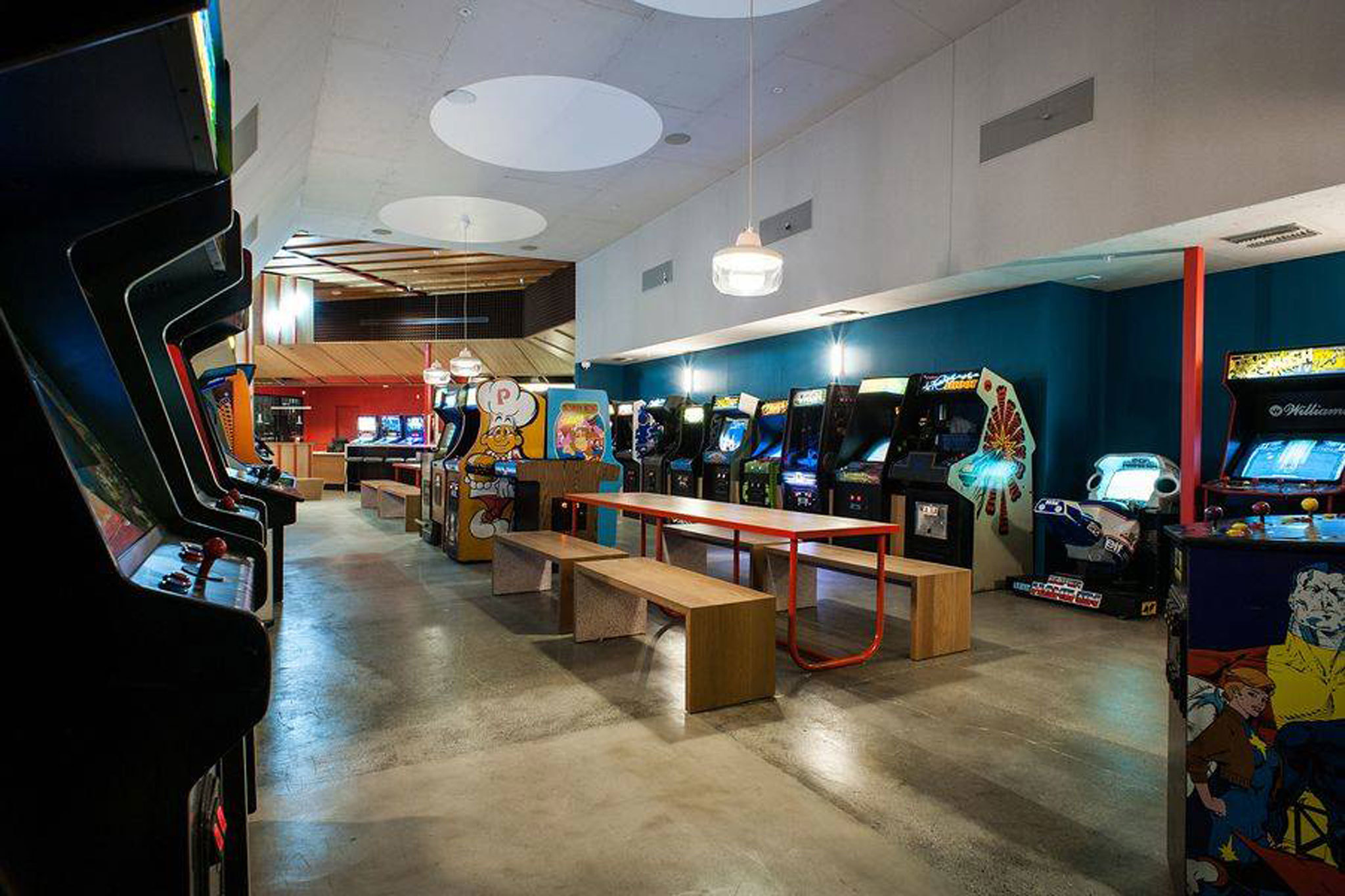 Reasons we love button mash the new arcade bar in echo park