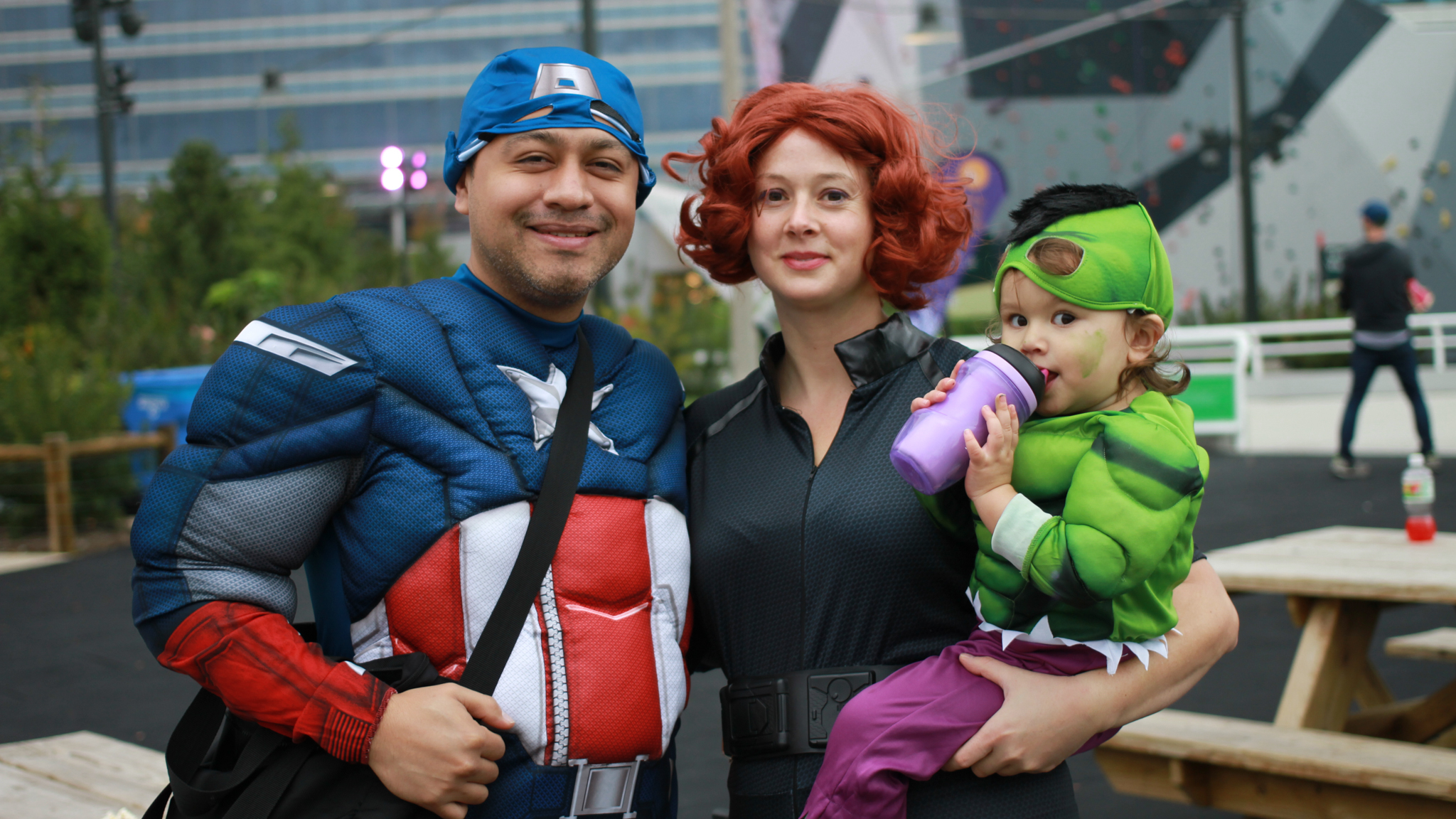 Photos from Chicago's first Halloween Gathering 2015
