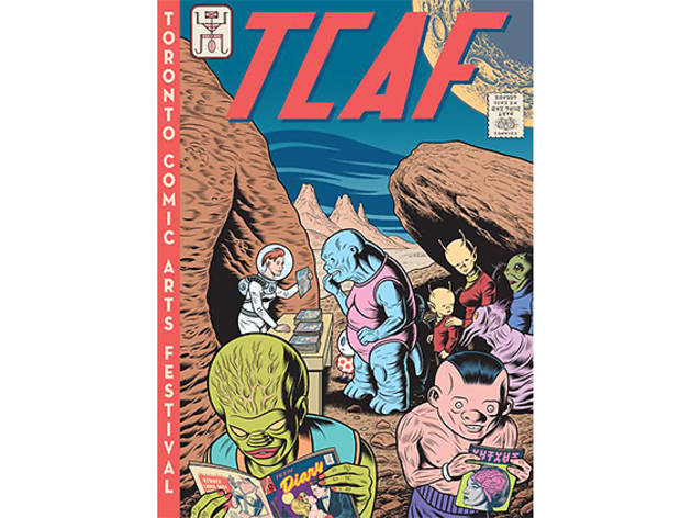 The Art of TCAF: 2003-2016