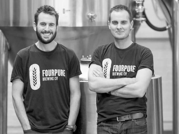 Singapore Craft Beer Week: Fourpure Tap Take-Over