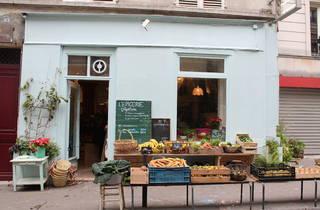 l'épicerie végétale (C.Gaillard)