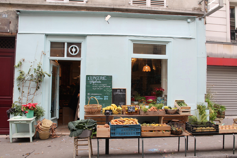l'épicerie végétale
