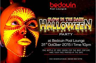 Halloween at Bedouin Pool Lounge, East Legon, Accra