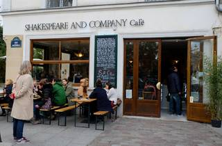 Shakespeare & Company Café (Céleste Lafarge / Time Out Paris)