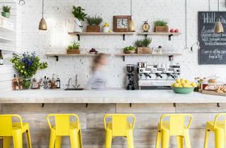 Hally's restaurant Fulham 2015