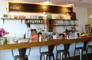 Cafe Kwae, One Airport Square, Airport City, Accra